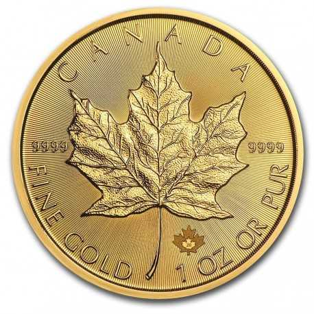 Canadian Maple Leaf 1 oz 2020 Gold
