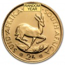 Krugerrand  Gold 2 Rand mixed years