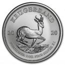 Krugerrand Silver 1 oz  2020