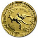 1/10 oz Gold Kangaroo 2000