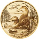 Wildlife in our Sights (The Mallard)  1/2 2018 Gold
