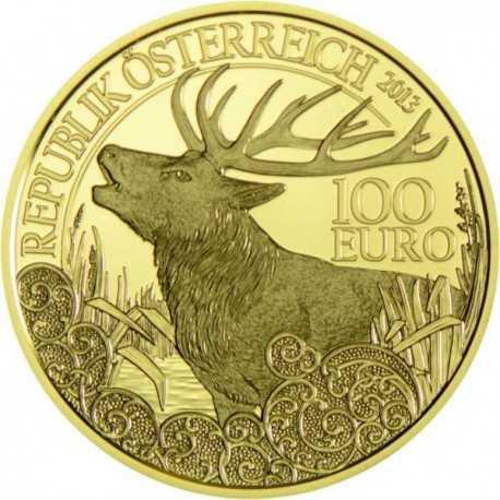 The Red Deer 1/2 oz 2013