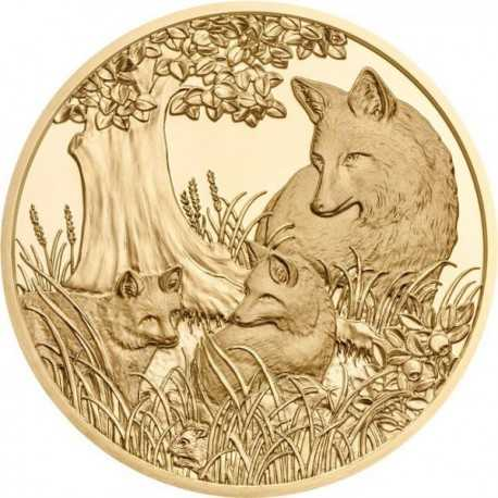 Wildlife in our Sights The Fox 1/2 oz 2016