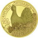 Wildlife in our Sights The Capercaillie Cock 1/2 oz 2015