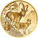 Wildlife in our Sights The Alpine Ibex 1/2 oz 2017