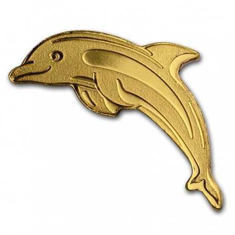 Golden Dolphin 0.5 gr Palau $1