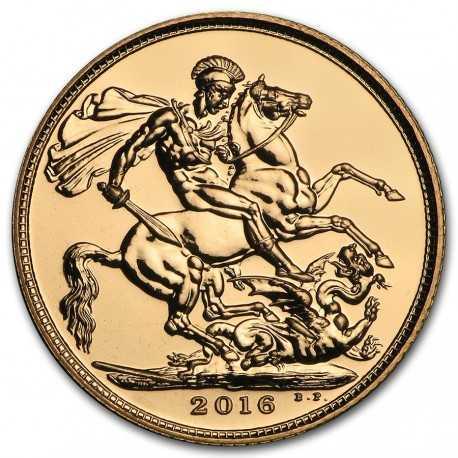Full Sovereign Elizabeth 2000-2019 Gold
