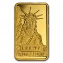 10 gr Gold Bar Credit Suisse LIBERTY