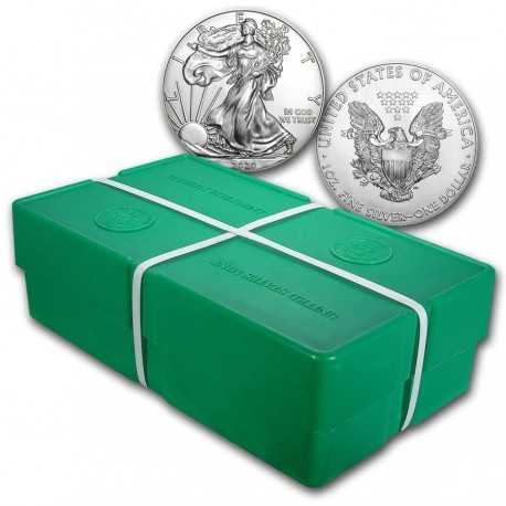 Silver American Eagle 2020  Monster Box