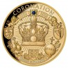 Gold Coin - Coronation Anniversary of Queen Elisabeth II  1oz 2018