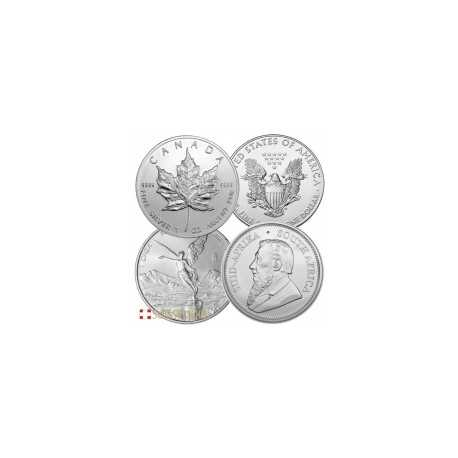 Silver Coin Second Choise