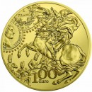 Le Franc Germinal Sower 1/2 oz  2019 Gold