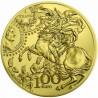 Le Franc Germinal Sower 1/2 oz  2019 Gold