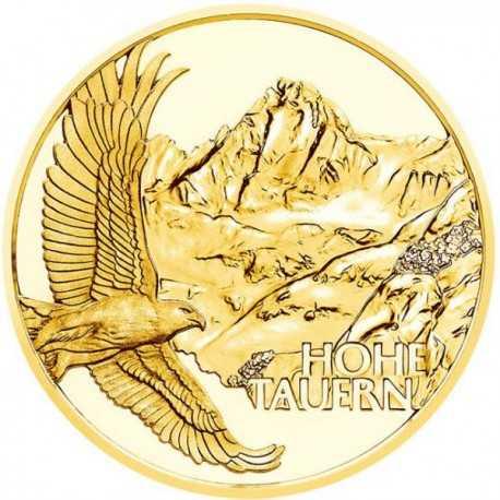 At The Highest Peak 1/4 oz 2020 Gold