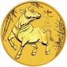 Lunar Ox 1/2 oz 2021 Gold