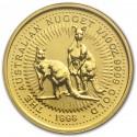 Nugget / Kangaroo, 1/10 oz Gold, 1998