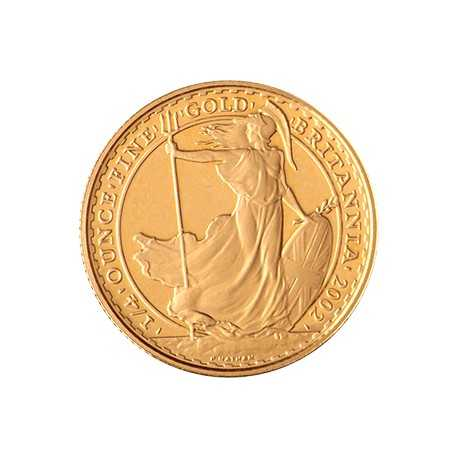 Britannia 1/4 oz Gold coin