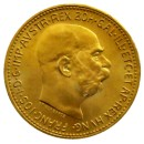 20 Kr Austria re-strike gold coin