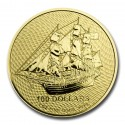 Cook Islands Bounty 1 oz 2020 Gold