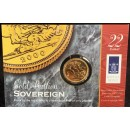 Gold Sovereign 2000