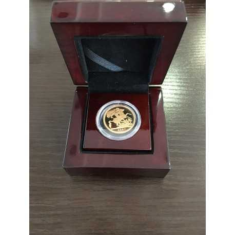 Gold Sovereign 2007