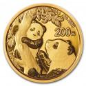 China Panda 15 gr Gold 2021