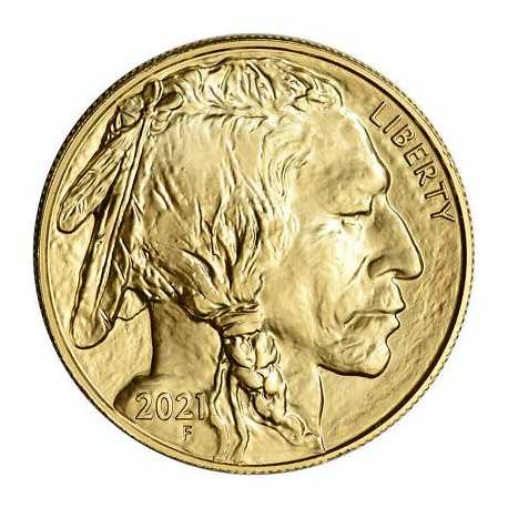 Buffalo 1 oz Gold 2021