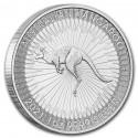 Australian Kangaroo 1 Dollar 1 oz Silver 2021