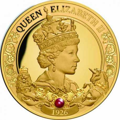 95th Birthday of Queen Elizabeth II 1 oz Gold