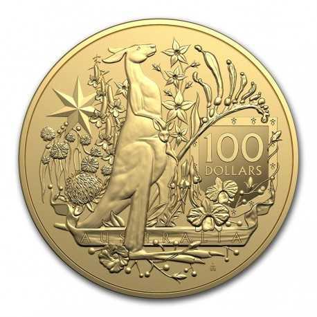 Australia Coat of Arms 1 oz 2021