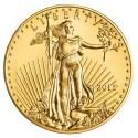 American Eagle 5 Dollars 1/10 oz mixed years