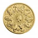 Queens Beasts Completer 1 oz gold coin 2021