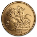 Gold Coin Sovereign 1/4 oz 2020 Matt