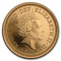 Gold Coin Sovereign 1/4 oz 2019 Proof