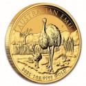Australia Gold Emu  1 oz. 2021