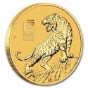 Australian Lunar Tiger 1 oz 2022 Gold