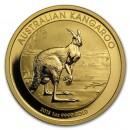 Nugget / Kangaroo, 1oz Gold, 2013