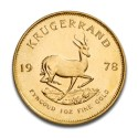 Krugerrand 1 oz Gold Mixed Years