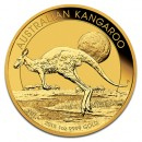 Gold Nugget/ Kangaroo 1oz. 2015