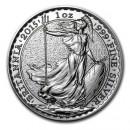 Britannia, 2 Pounds, 1oz Silver, 2015