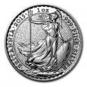 Britannia  2 Pounds  1oz Silver  2015