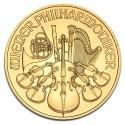 Austrian Vienna Philharmonic 1 oz mixed years Gold