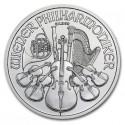 Austrian Vienna Philharmonic 1oz Silver 2012