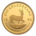 Krugerrand, 1/10 oz Gold, 1996