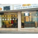KDG GOLD & SILVER COIN PARTNERS LTD